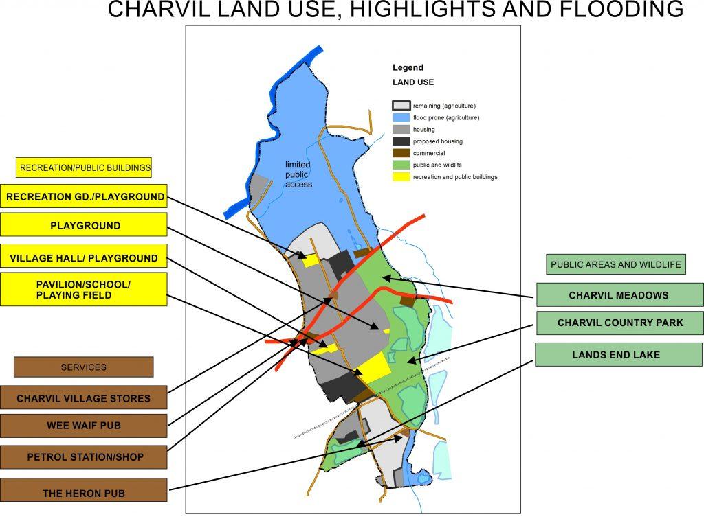 Charvil Land Use